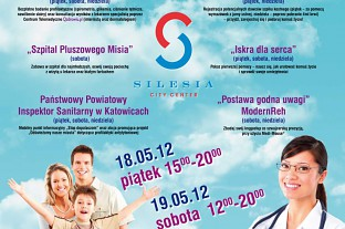 Weekend Qzdrowiu z MODERN-REH w CH Silesia City
